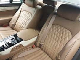 beige leather car seats