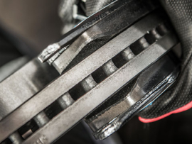 New Car Brakes Installation