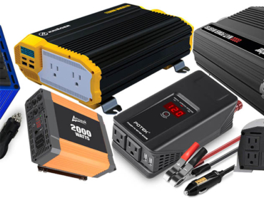 power inverters collage
